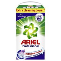 ARIEL PROFESSIONAL 140 SCOOPS 9.1KG.