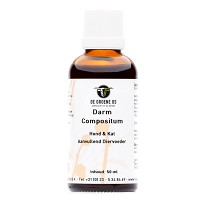 DARMCOMPOSITUM HOND/KAT 50ML.