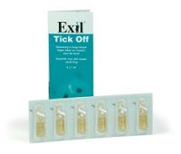 EXIL TICK-OFF KNIJPAMPUL H 6X1ML.