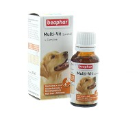 MULTIVIT HOND 20ML.BEAPHAR