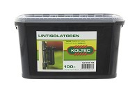 ISOLATOREN KOLTEC LINT TOT 40 MM, 100ST.