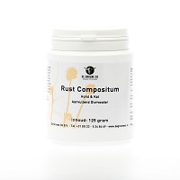 RUST COMPOSITUM EXTRA HOND/KAT 125G.