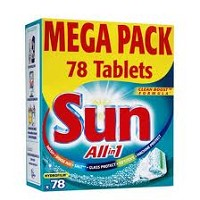 SUN-TABLETTEN ALL-IN-1 78TABL.