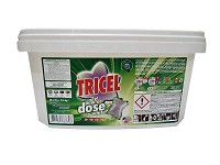 TRICEL POWDER DOSE WIT 80X27G.