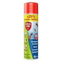 KRUIPENDE INSECTEN SPRAY 400ML.+100ML.