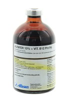 ALFAFER 10%+B12  100ML. REG NL 3206